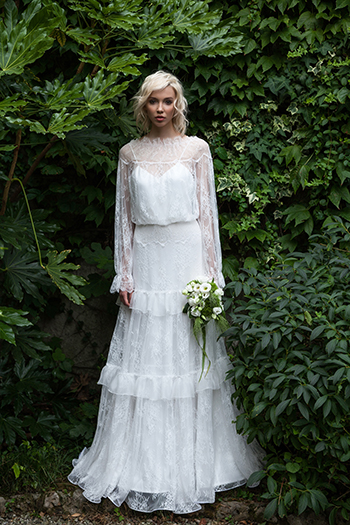 Abiti Da Cerimonia 7 Bis.Abiti Da Sposa Talea Couture Collezione Metamorfosi